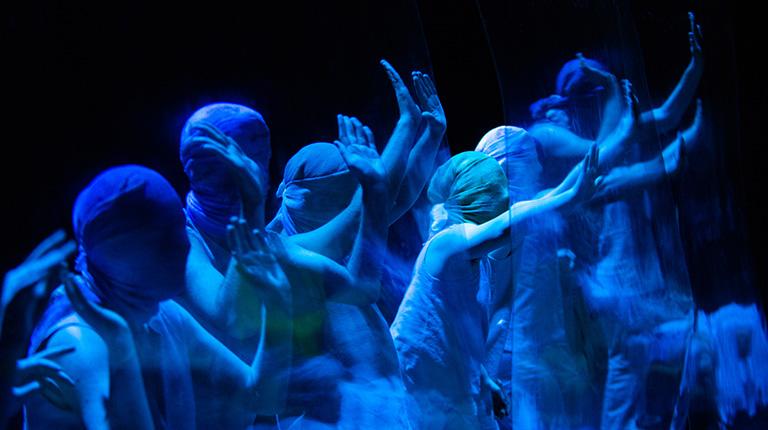'No Bodies' van inclusief theatergezelschap Compagnie 21 – foto Reinier de Vlaam